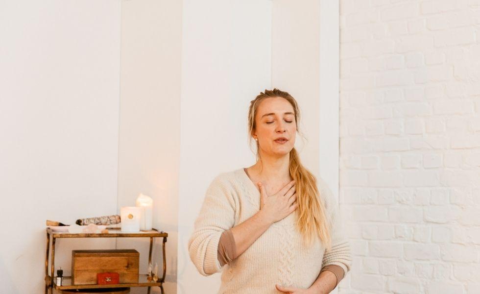 Verlicht je astmaklachten met yogatherapie